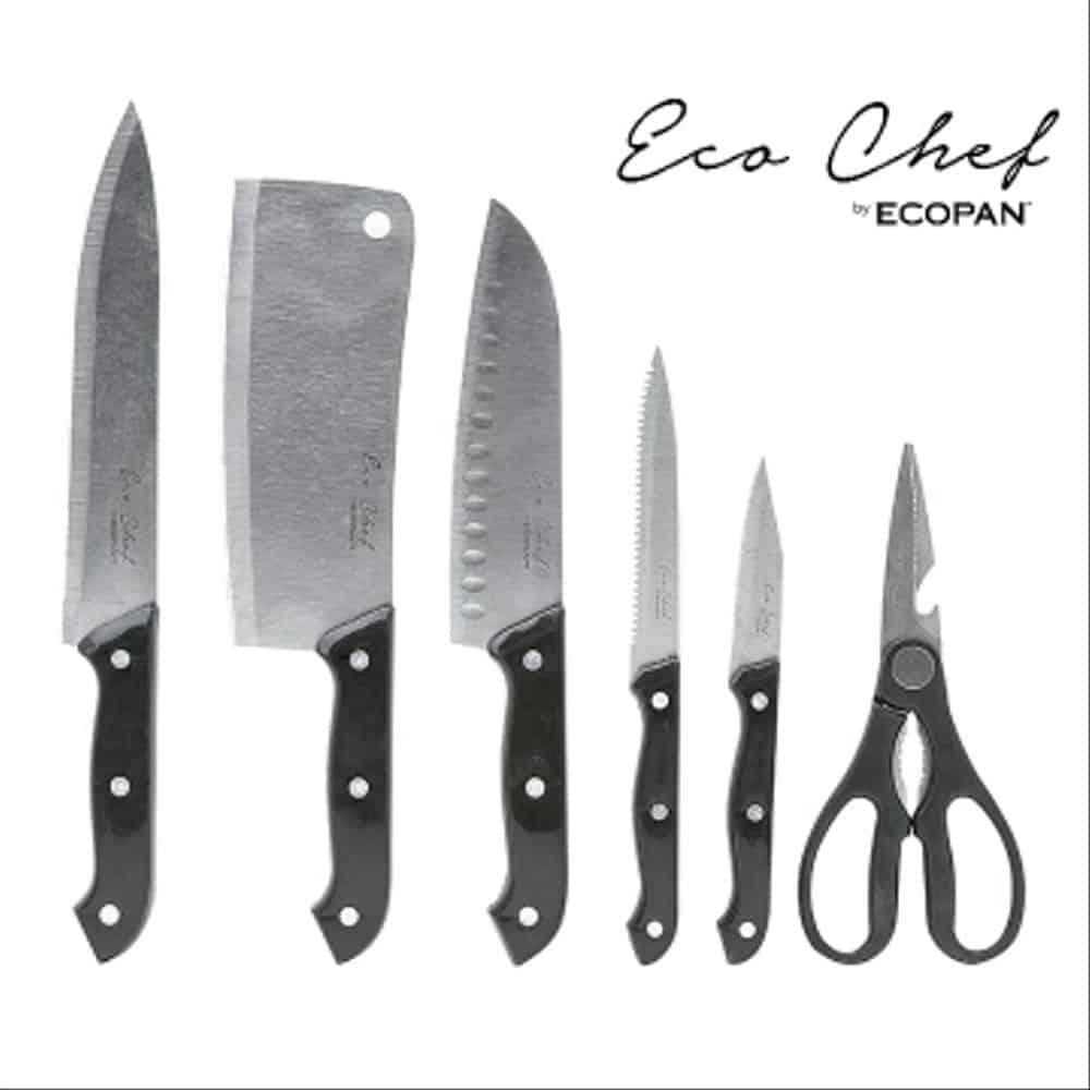 Pisau dapur Ecopan Eco Chef Pisau