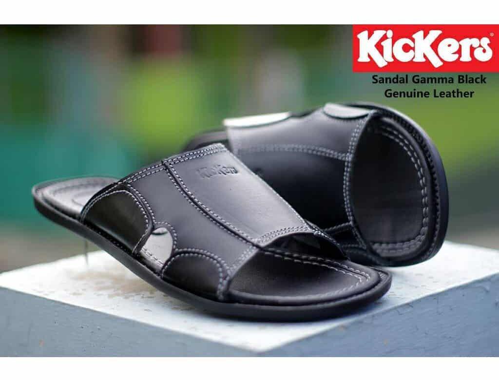 Kickers-Kulit-Zed