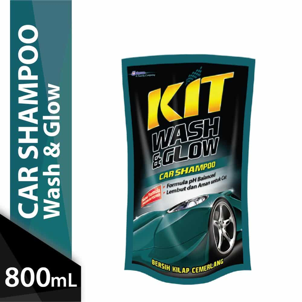 6. Kit Wash & Glow Pouch