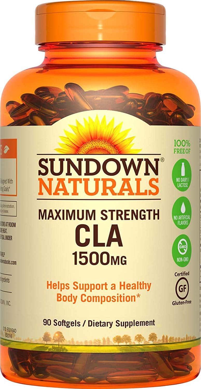 6. Sundown Natural Maximum Strength