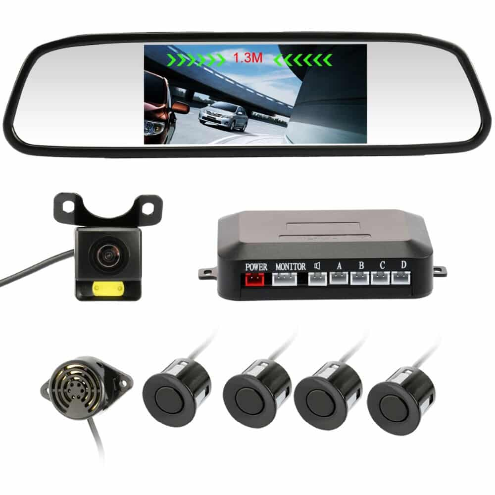 Accfly-Rear-View-Camera-with-Parking-Sensor