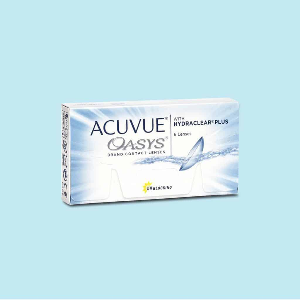 Acuvue-OASYS-2-week-with-Hydraclear-Plus