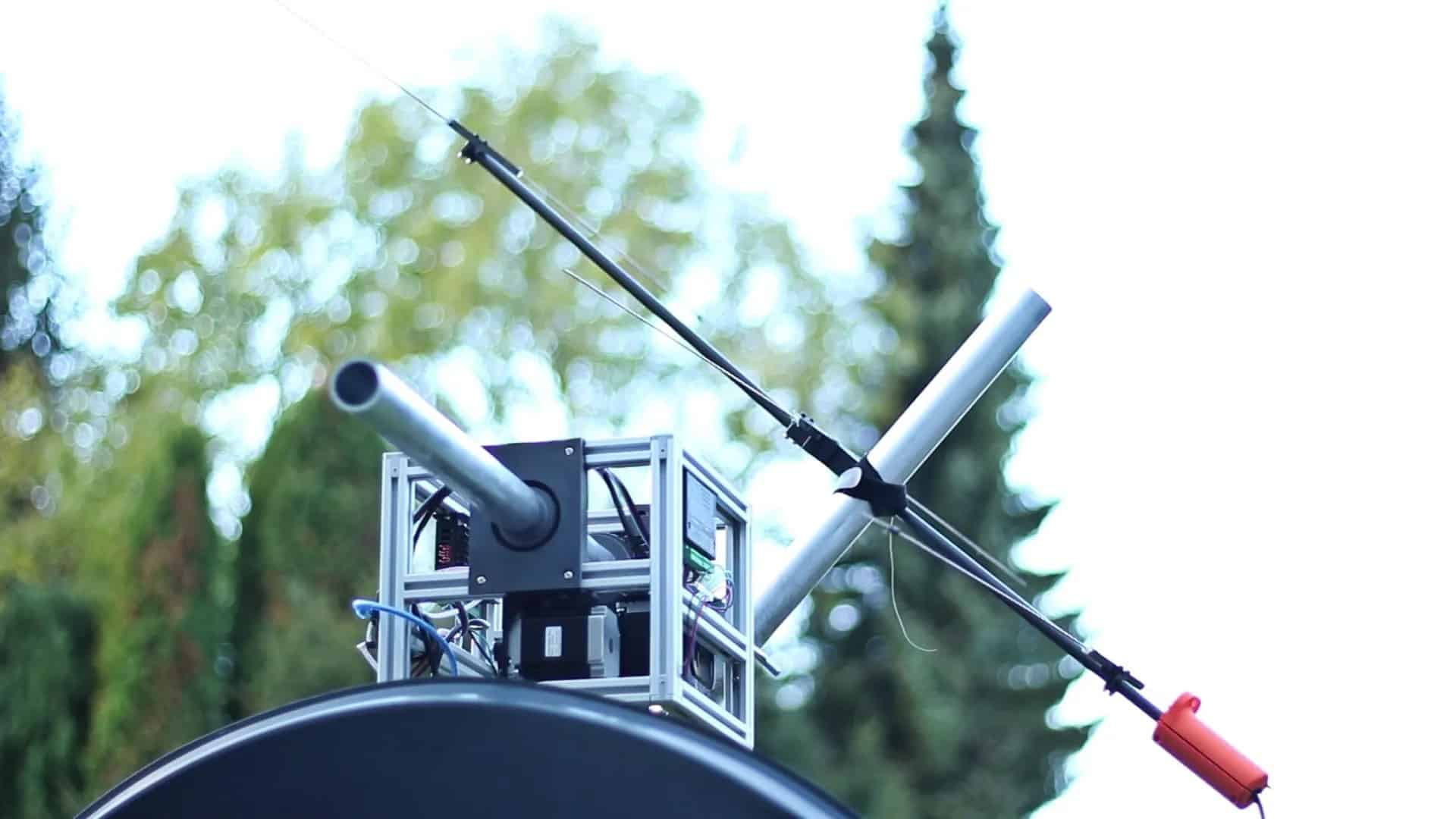 Antena-Rotator