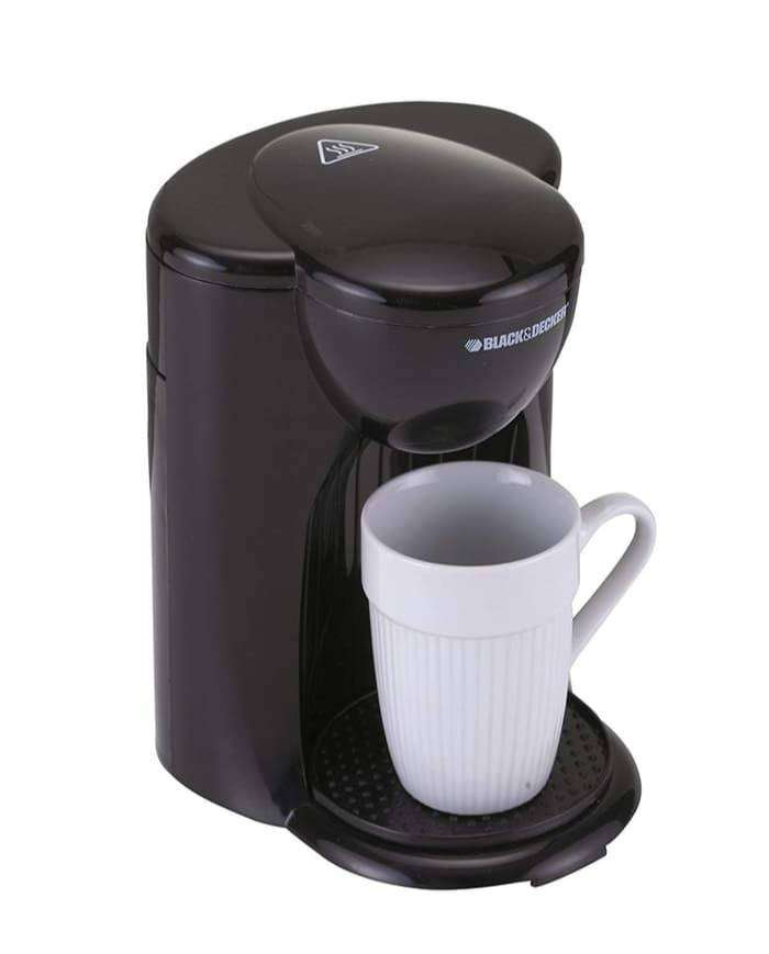 Black-Decker-DCM25B1-Coffee-Maker