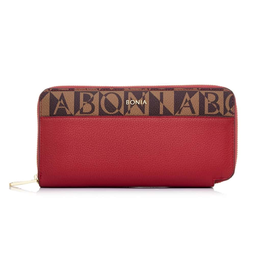 Bonia-Zipper-Wallet