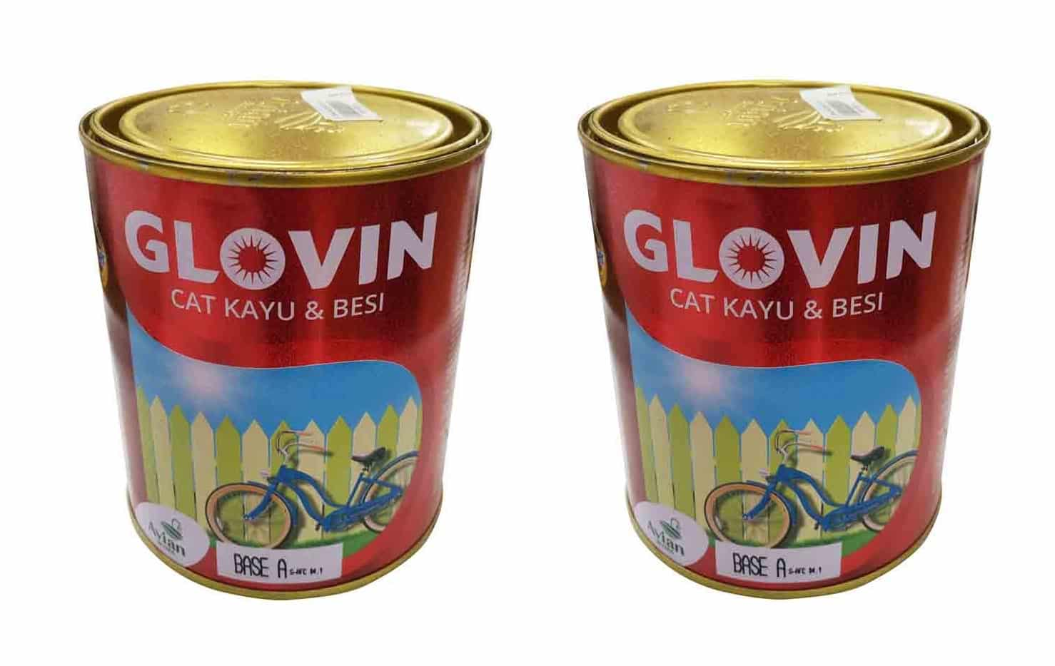 Cat-Kayu-Glovin