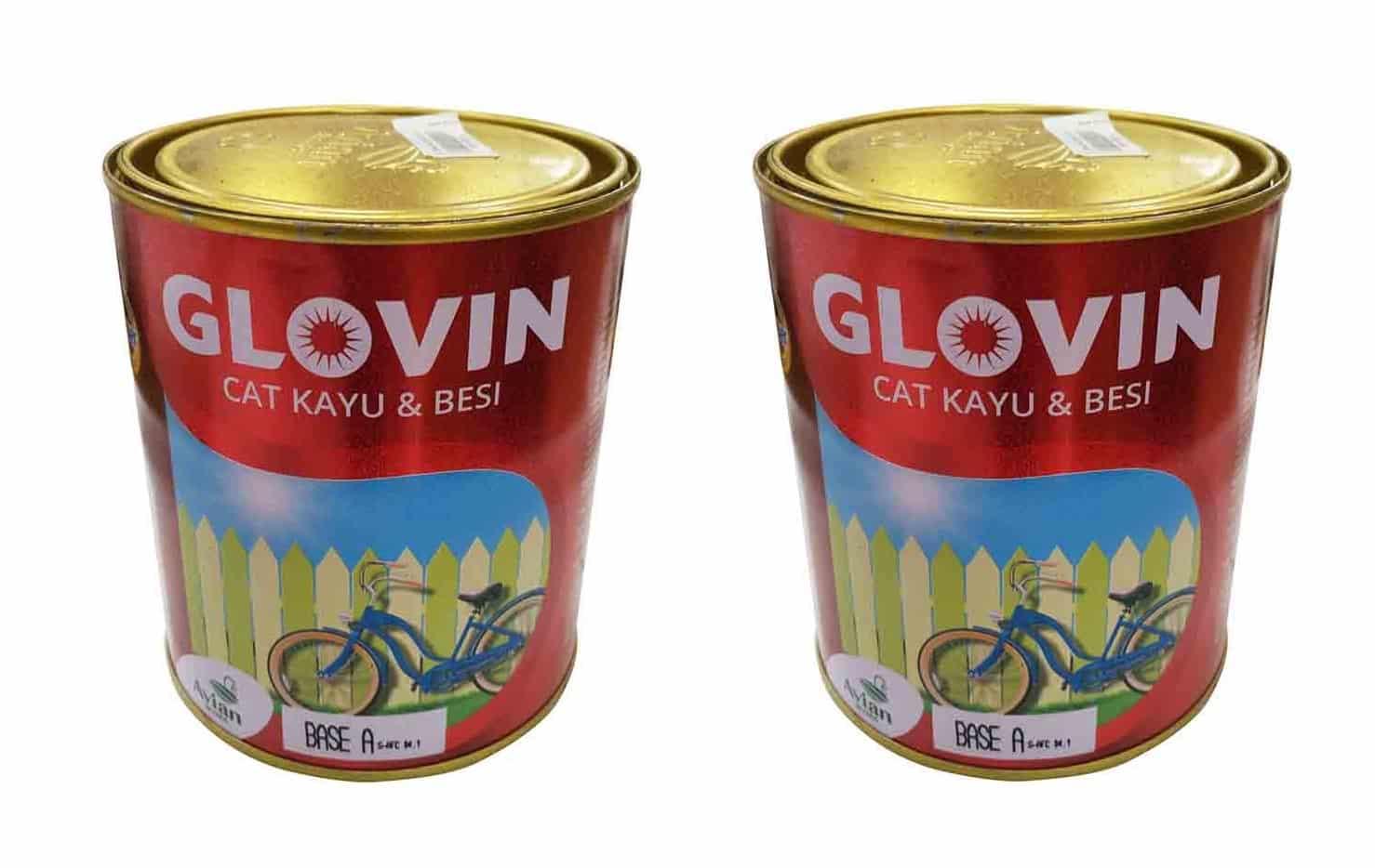 Cat-Kayu-Glovin