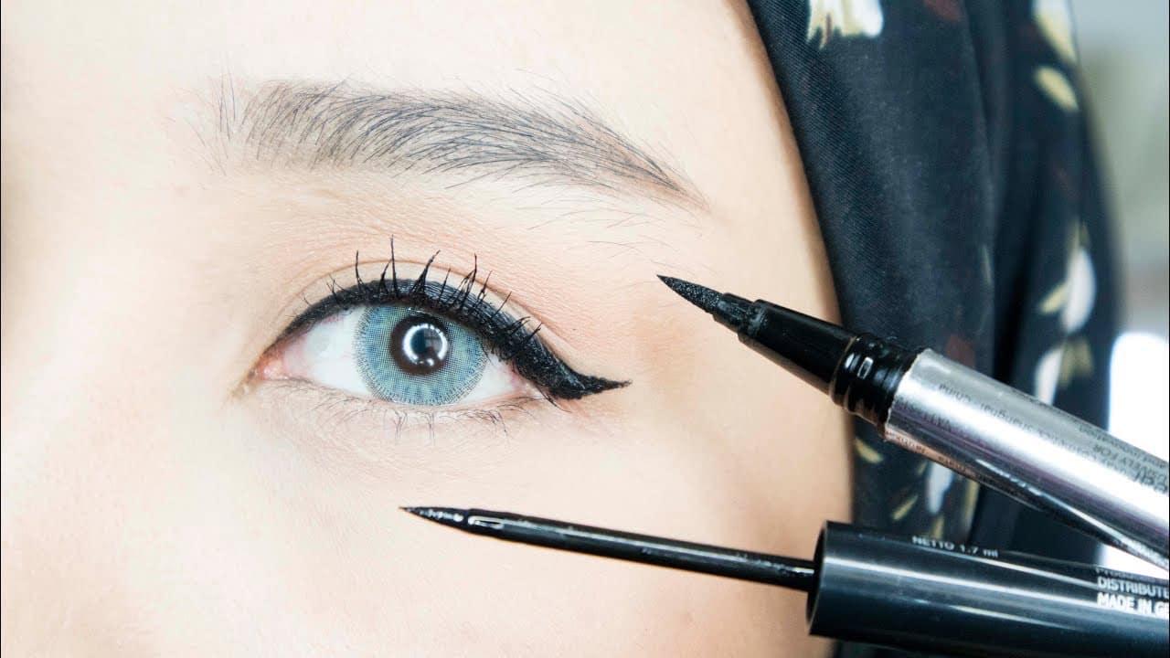 Cek-ujung-eyeliner