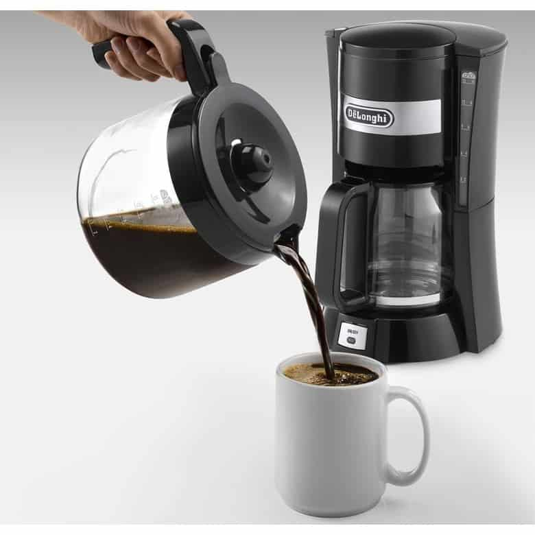 Delonghi-ICM15210-Drip-Coffee-Maker