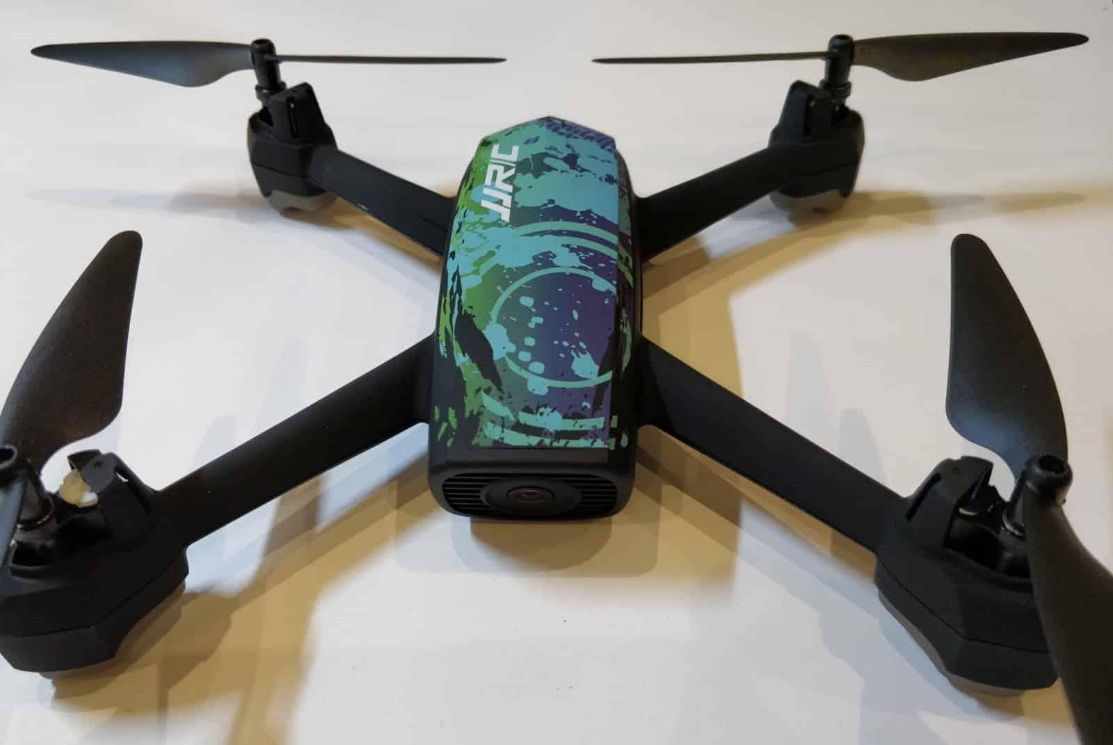 Drone-JJRC-H55-Tracker-GPS