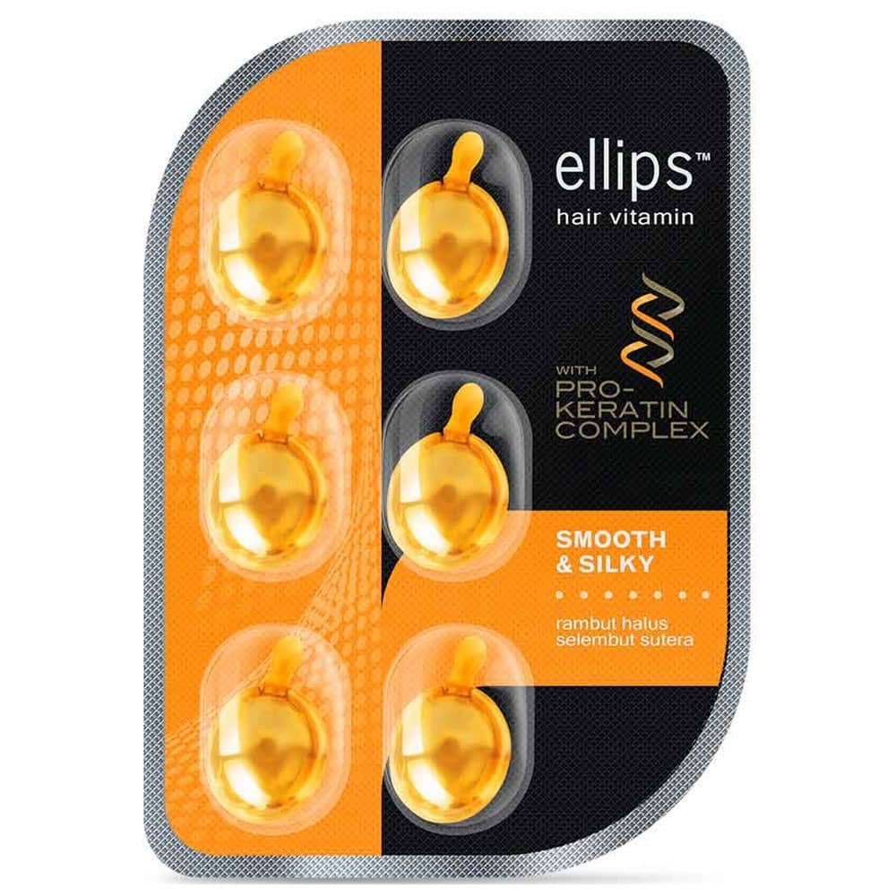 Ellips-Hair-Vitamin-Smooth-Silky