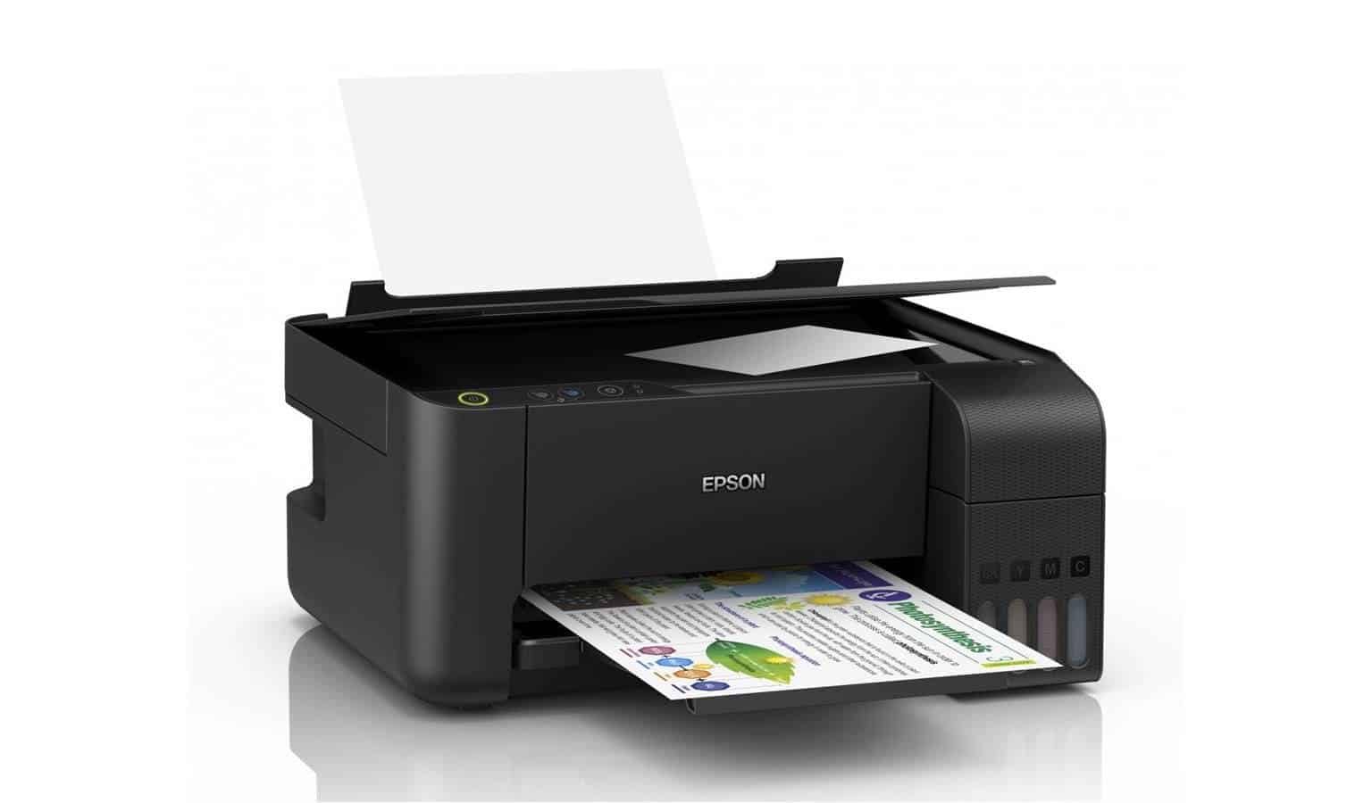 EpsonˇˇEcoTank-L3110-All-in-One-Ink-Tank-Printer