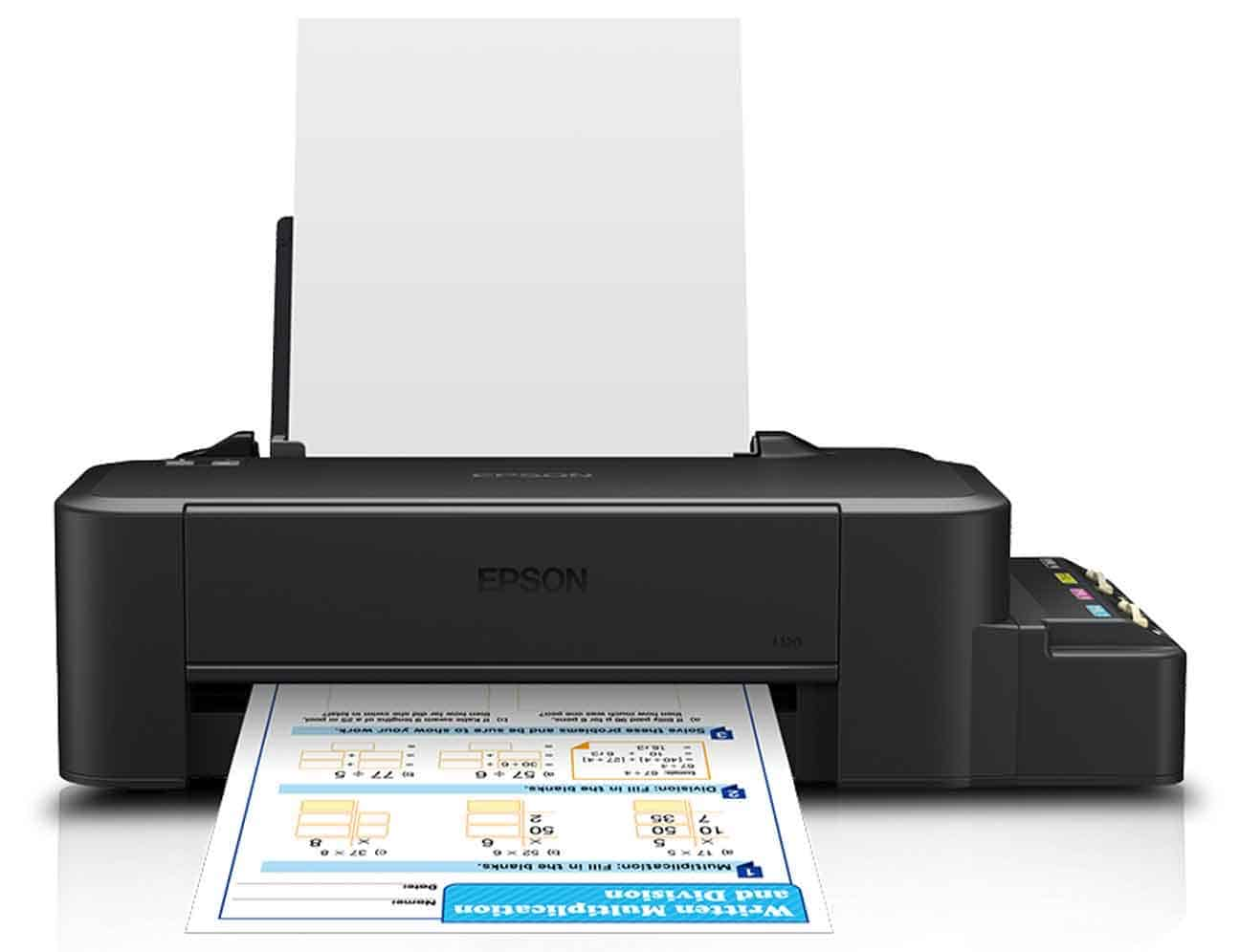 EpsonˇˇL120-Ink-Tank-Printer