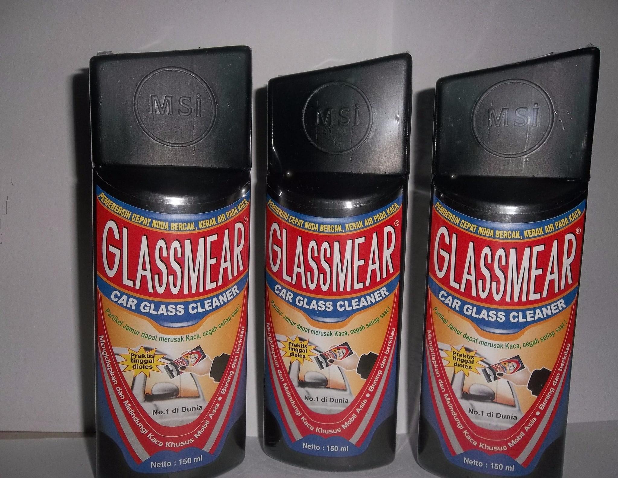 Glassmear-Car-Glass-Cleaner