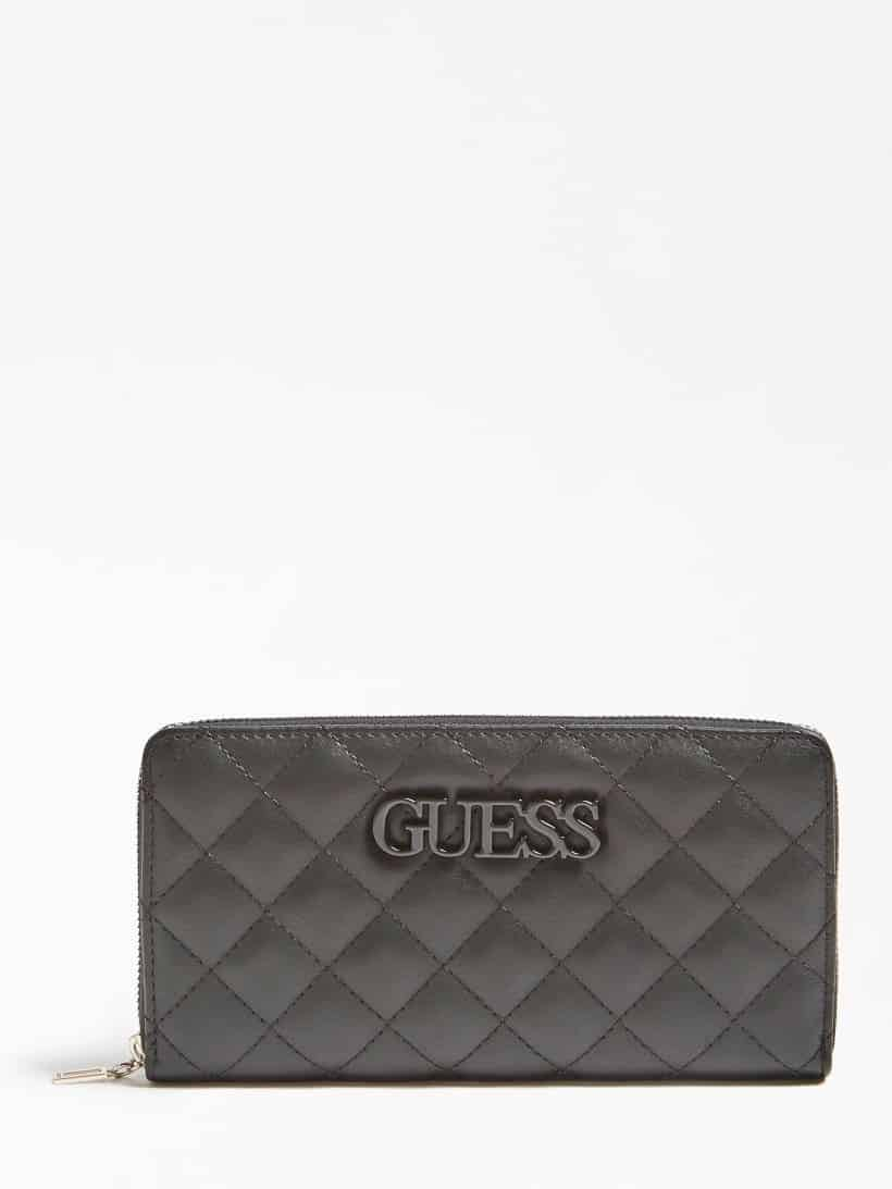 Guess-Elliana-Quilted-Look-Wallet