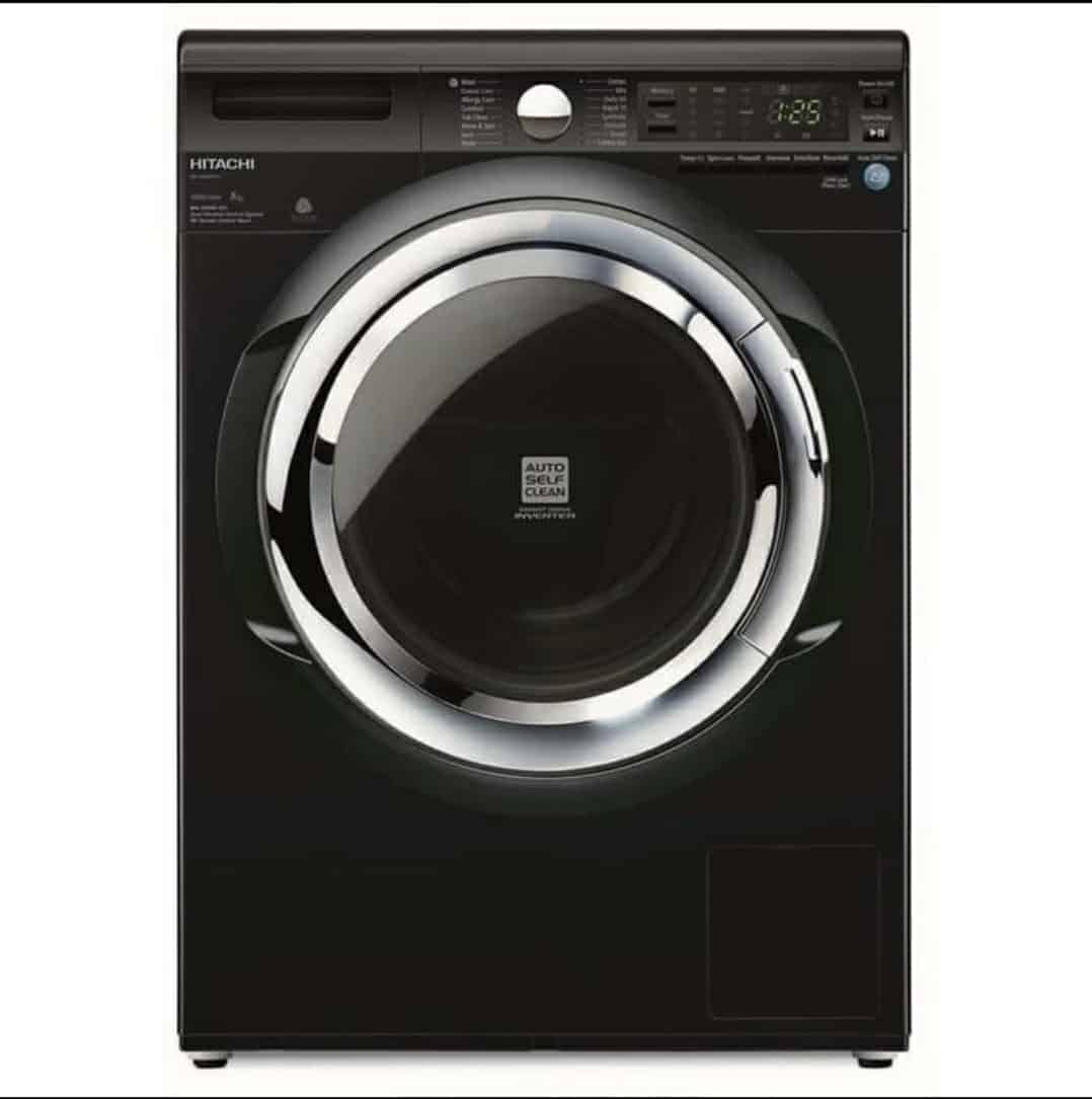 HitachiˇFront-Loading-Washing-Machine-BD-W90XWV