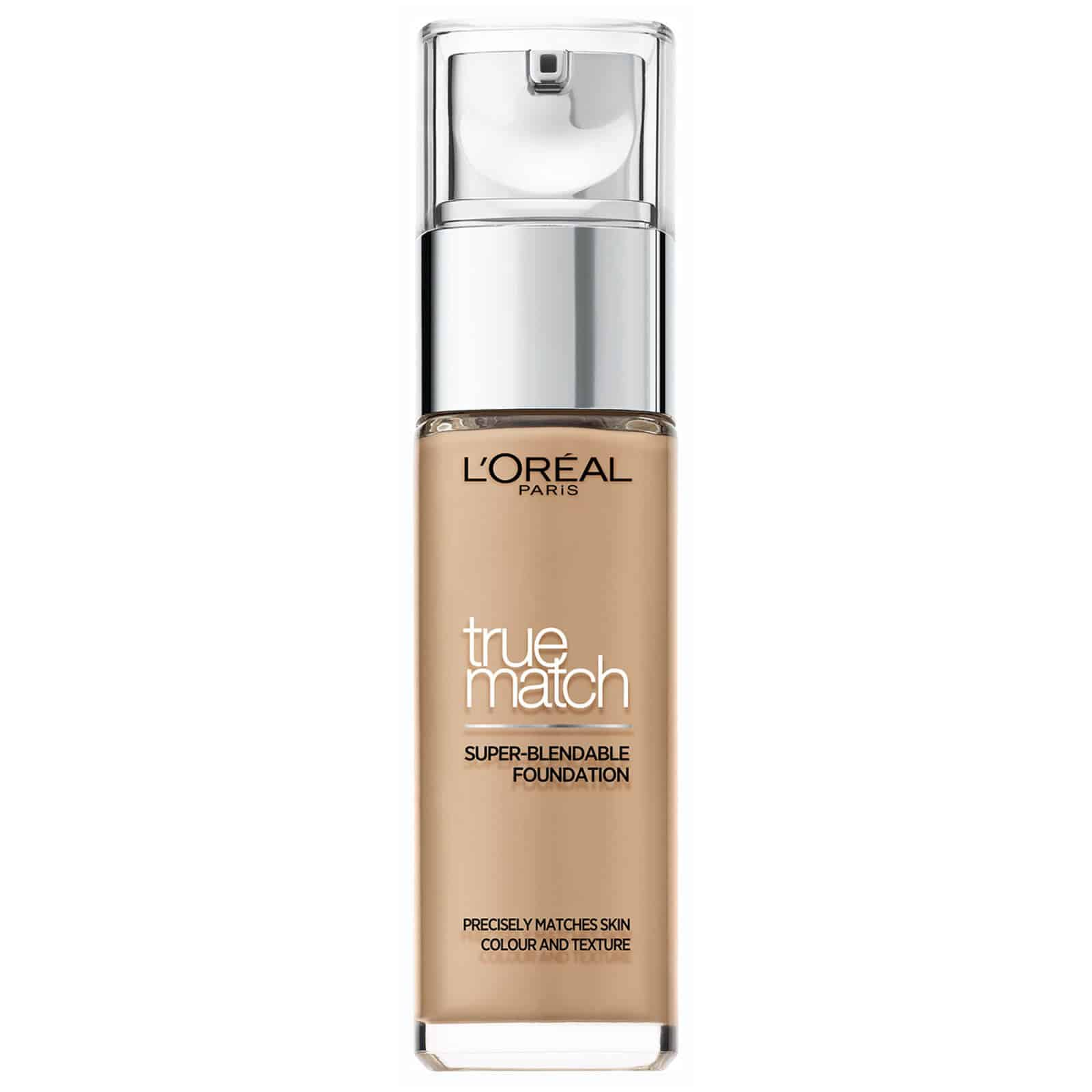 Loreal-True-Match-Liquid-Foundation