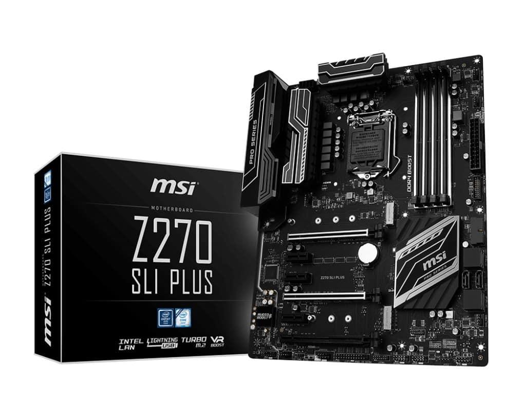 MSI-Z270-SLI-Plus