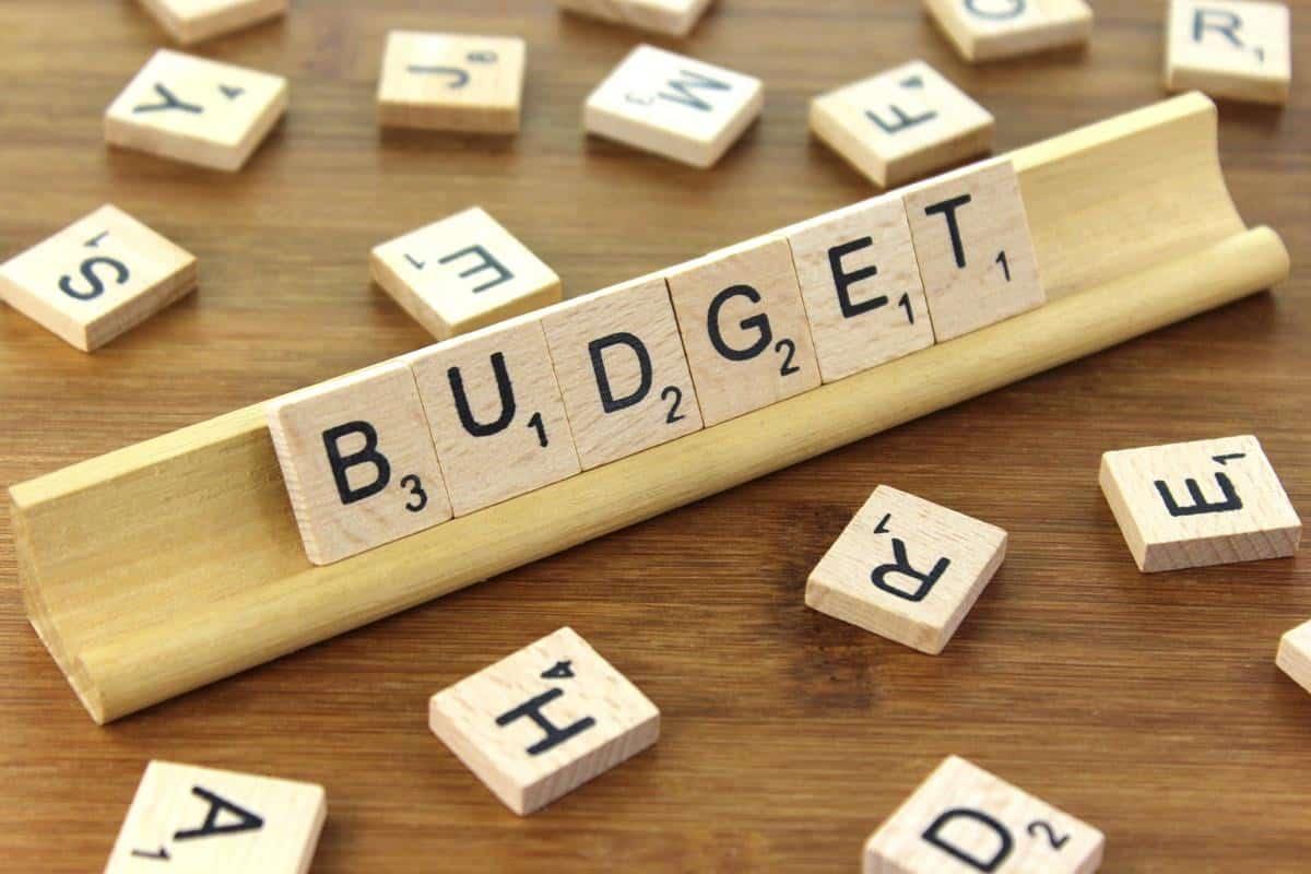 Menyesuaikan-Budget