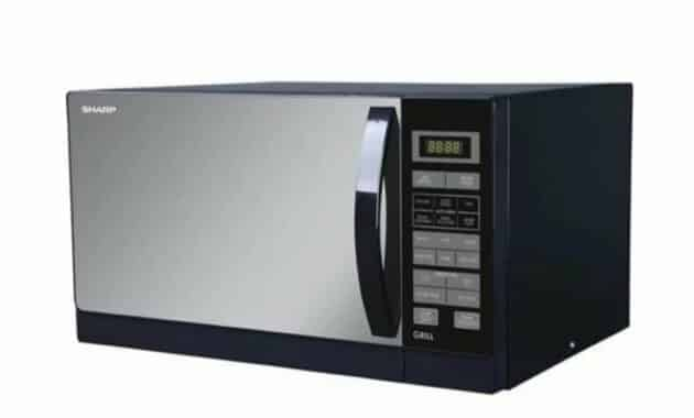 Microwave-Sharp