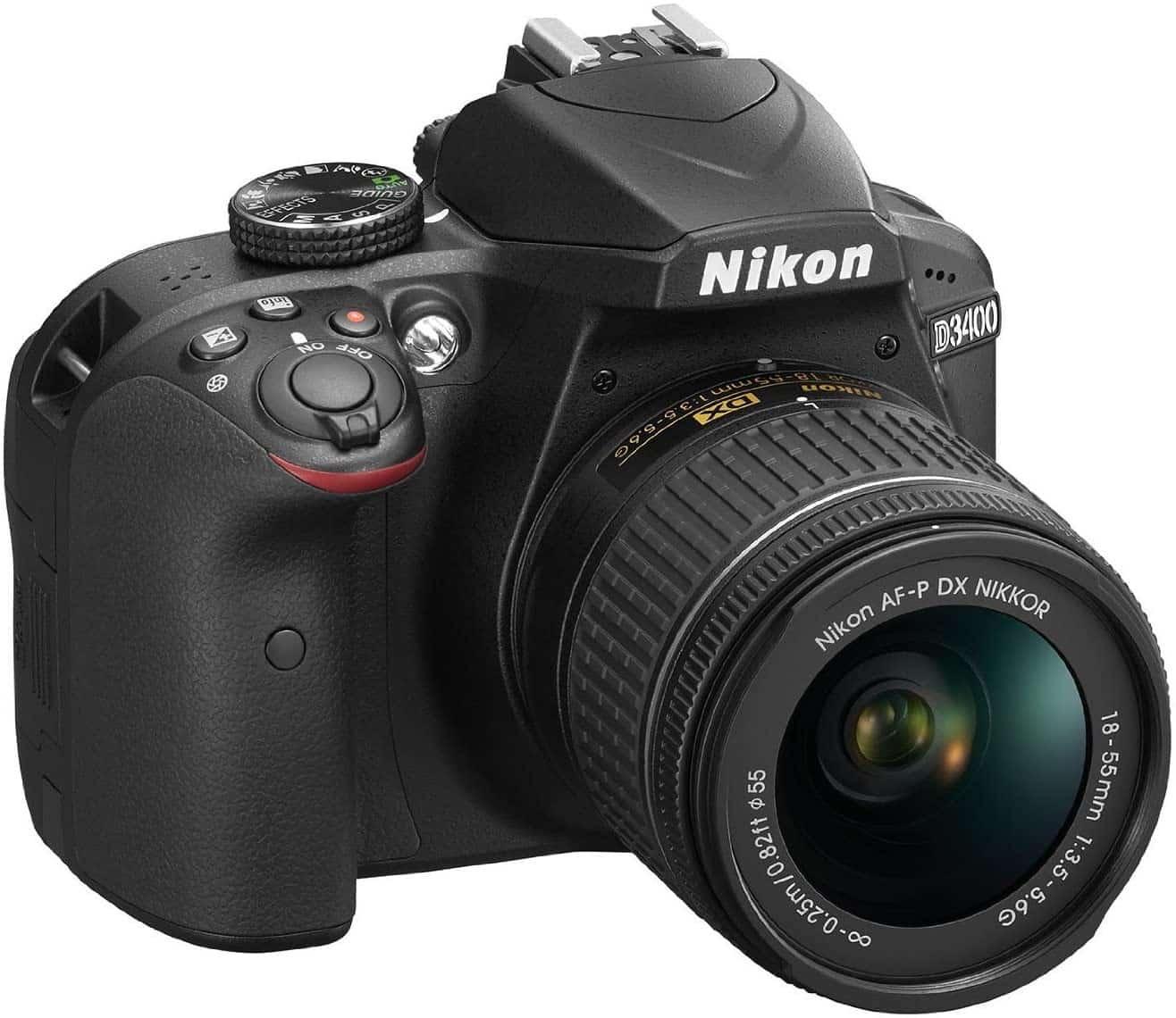 Nikon-DE400