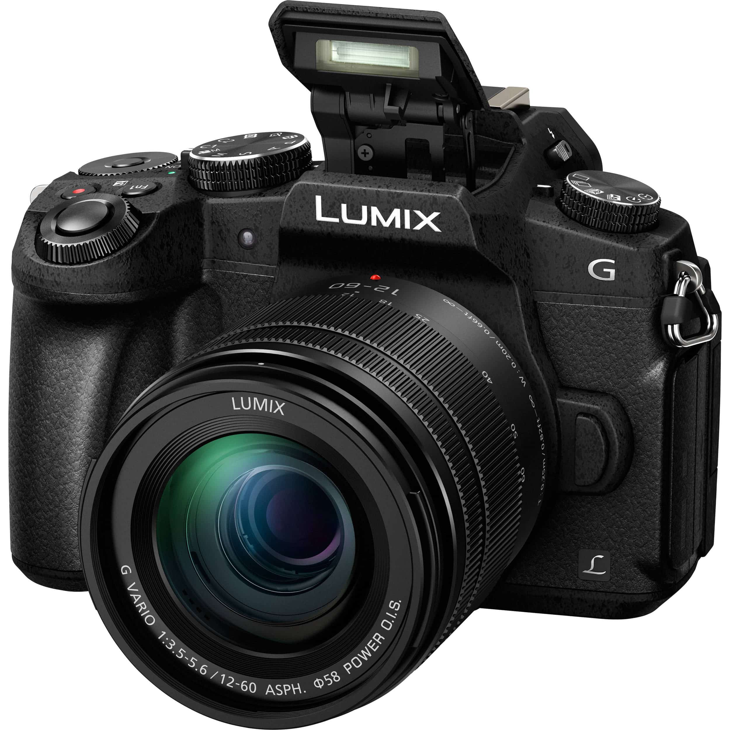 Panasonic-DMC-G85K