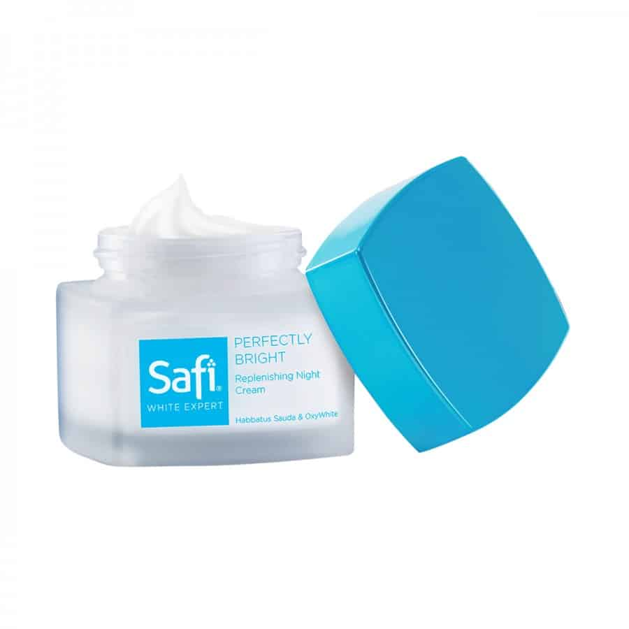 Safi-White-Expert-Replenishing-Night-Cream