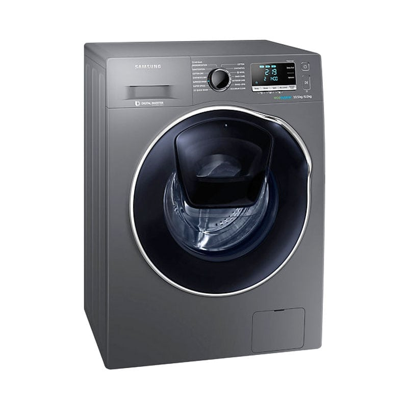 SamsungˇˇFront-Load-WasherDryer-WD10K6410OXTC