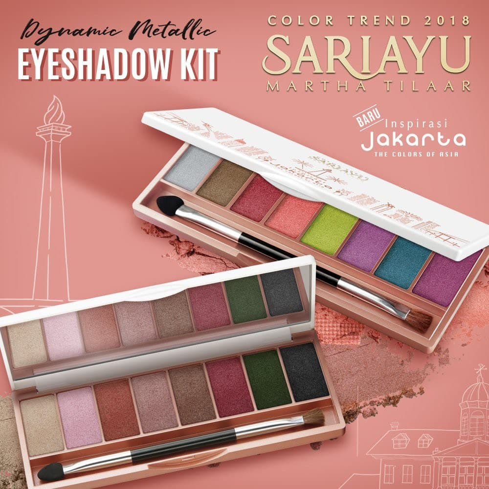 Sariayu-Eyeshadow