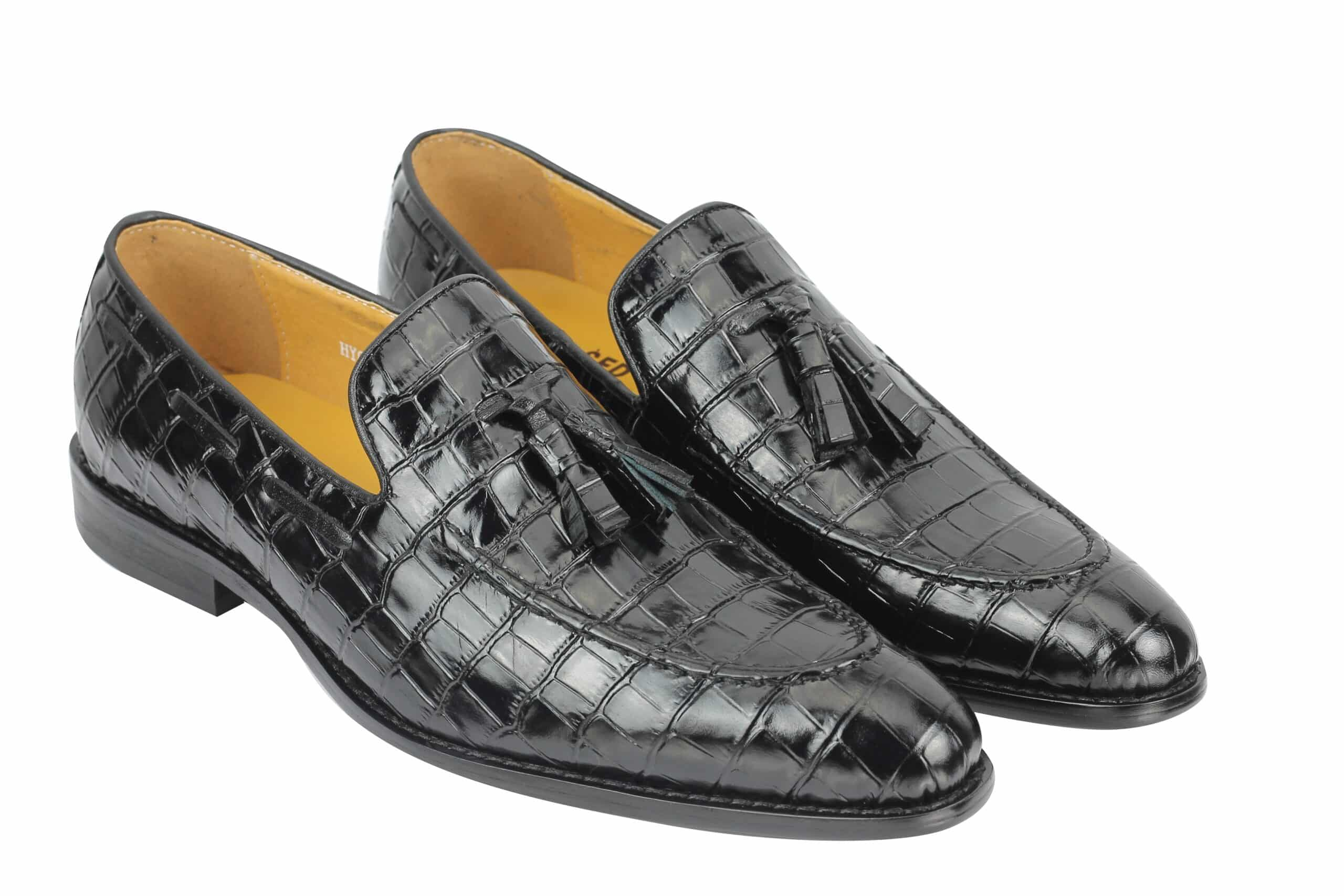 Sepatu-Fantofel-Crocodile-Loafers-Shoes