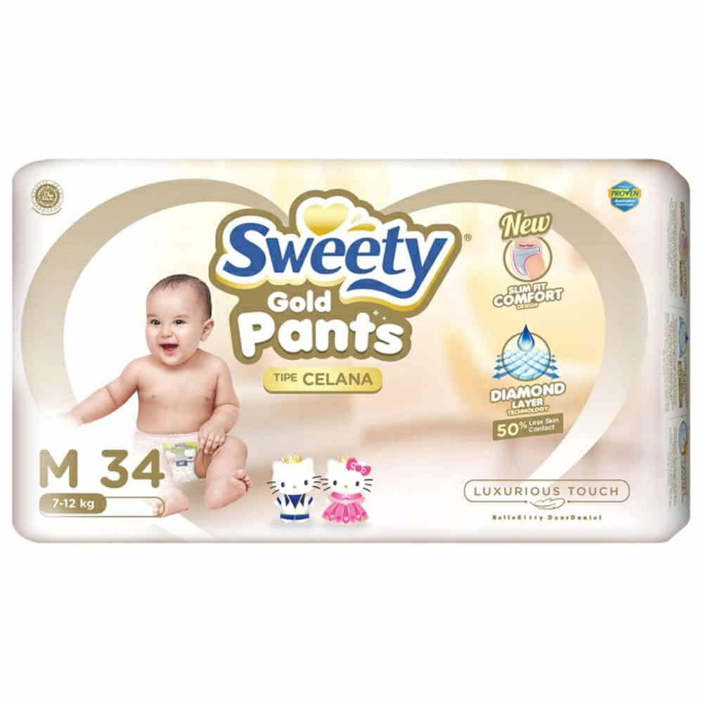 SweetyˇˇGold-Pants