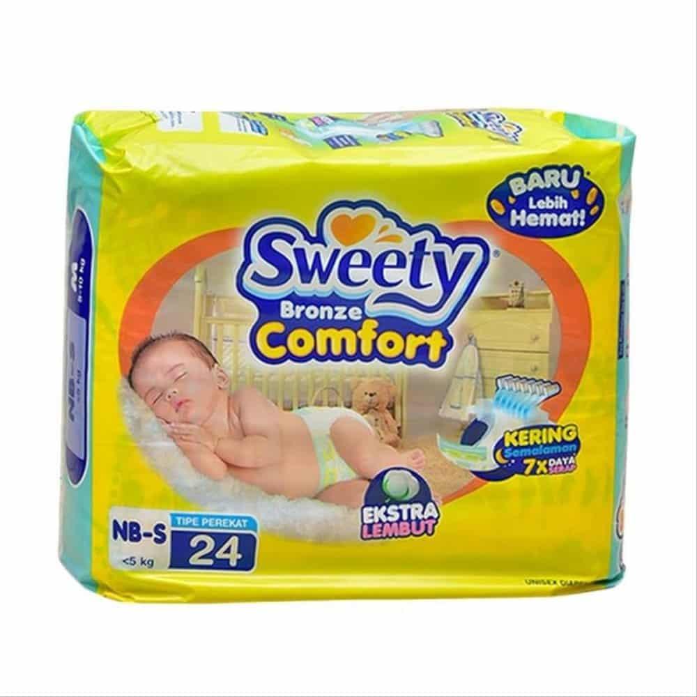 Sweety-ˇˇBronze-Comfort