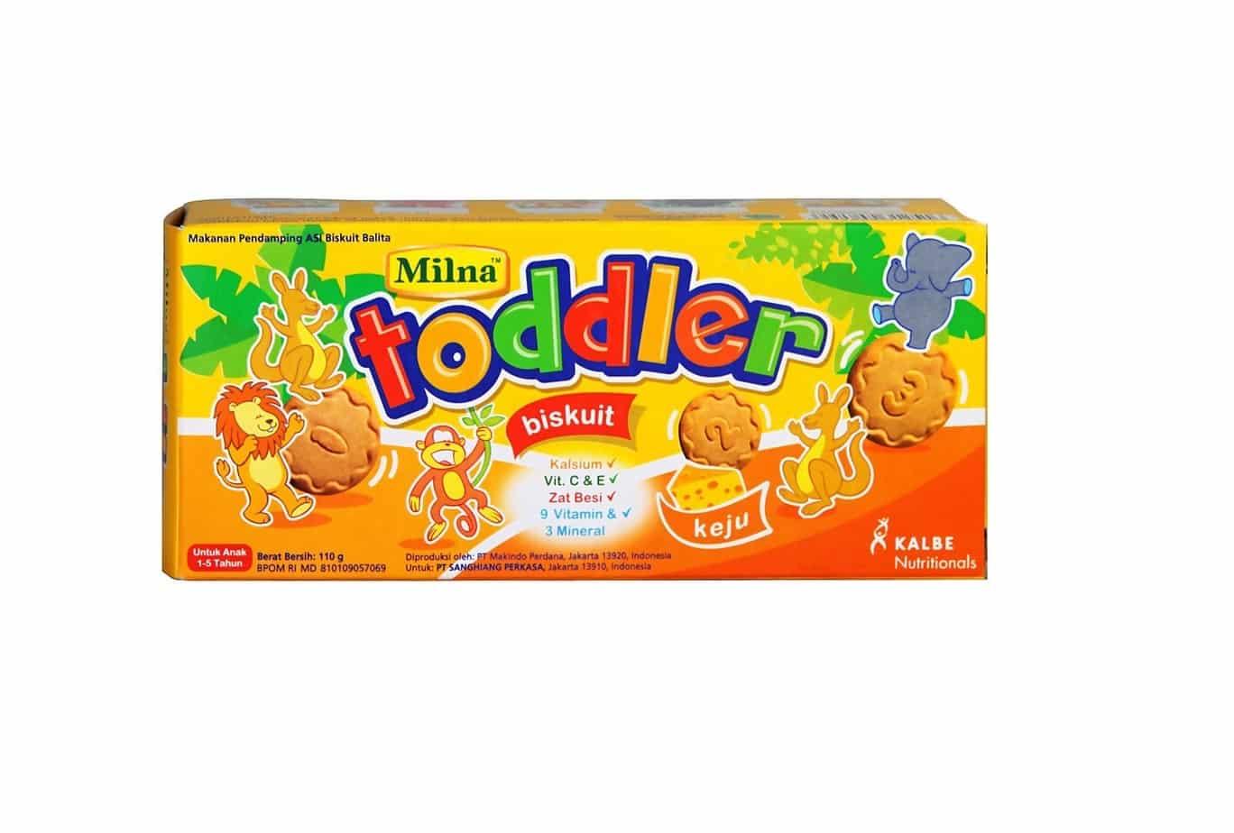 Toddler-Rasa-Keju-dari-Milna