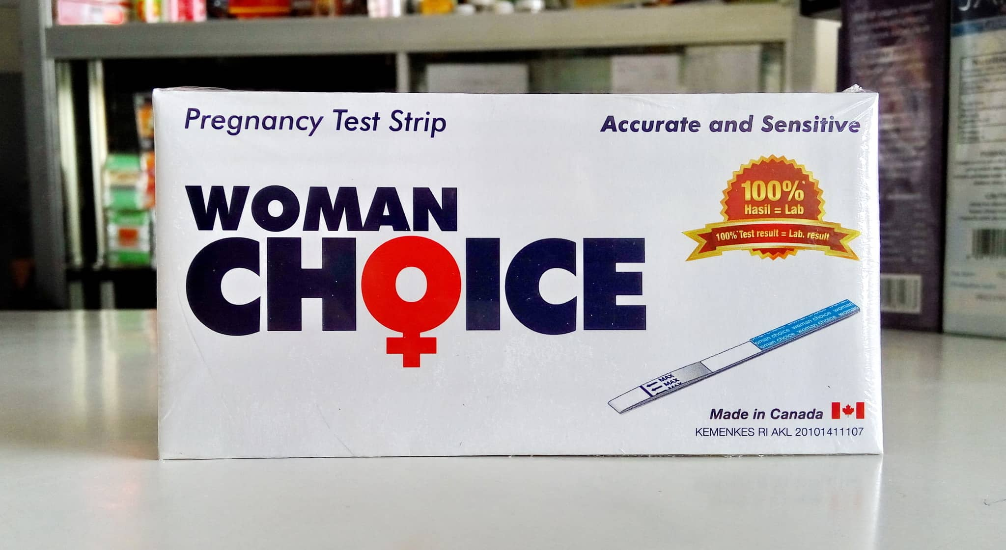 Woman-Choice-Pregnancy-Test-Strip