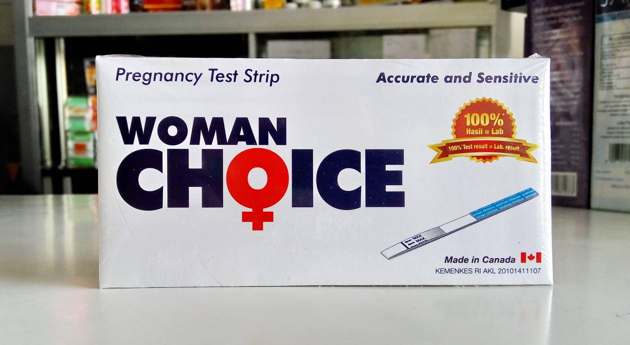 Woman-Choice-Pregnancy-Test-Strip