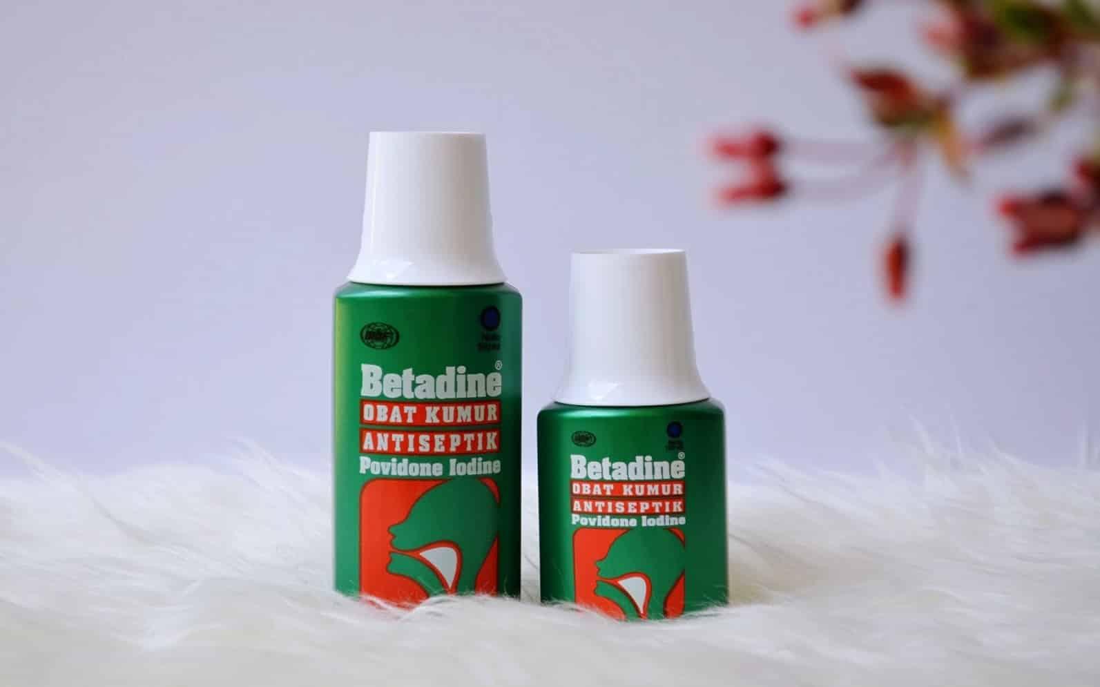Betadine-Obat-Kumur
