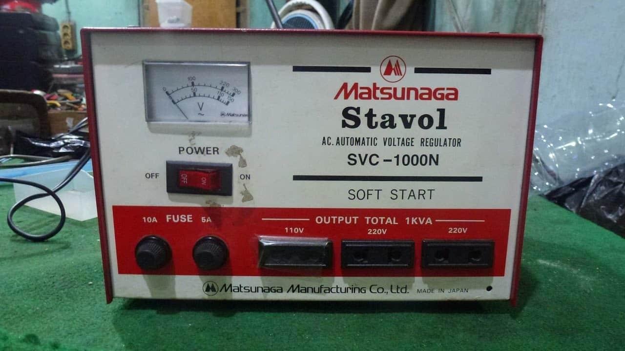 Matsunaga-Stavol-SVC-1000N