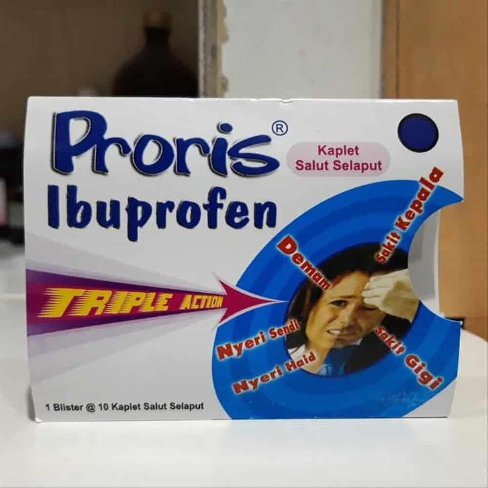 Proris-Ibuprofen