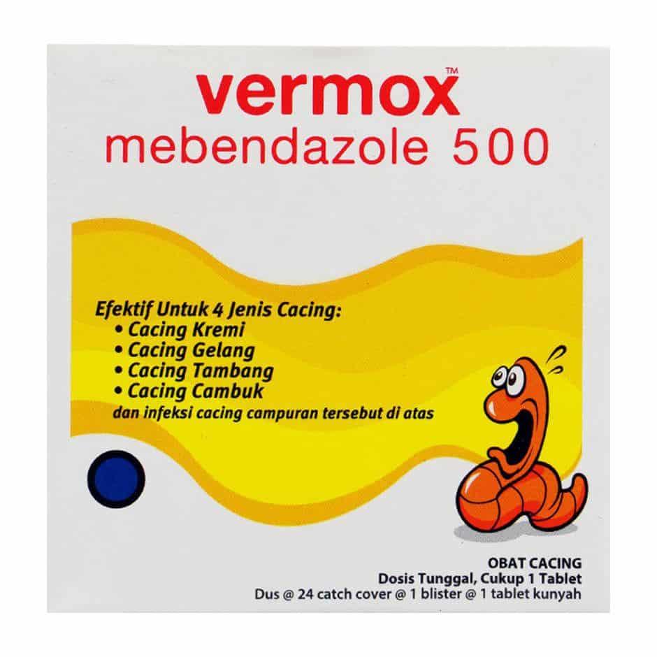 Vermox-Mebendazole