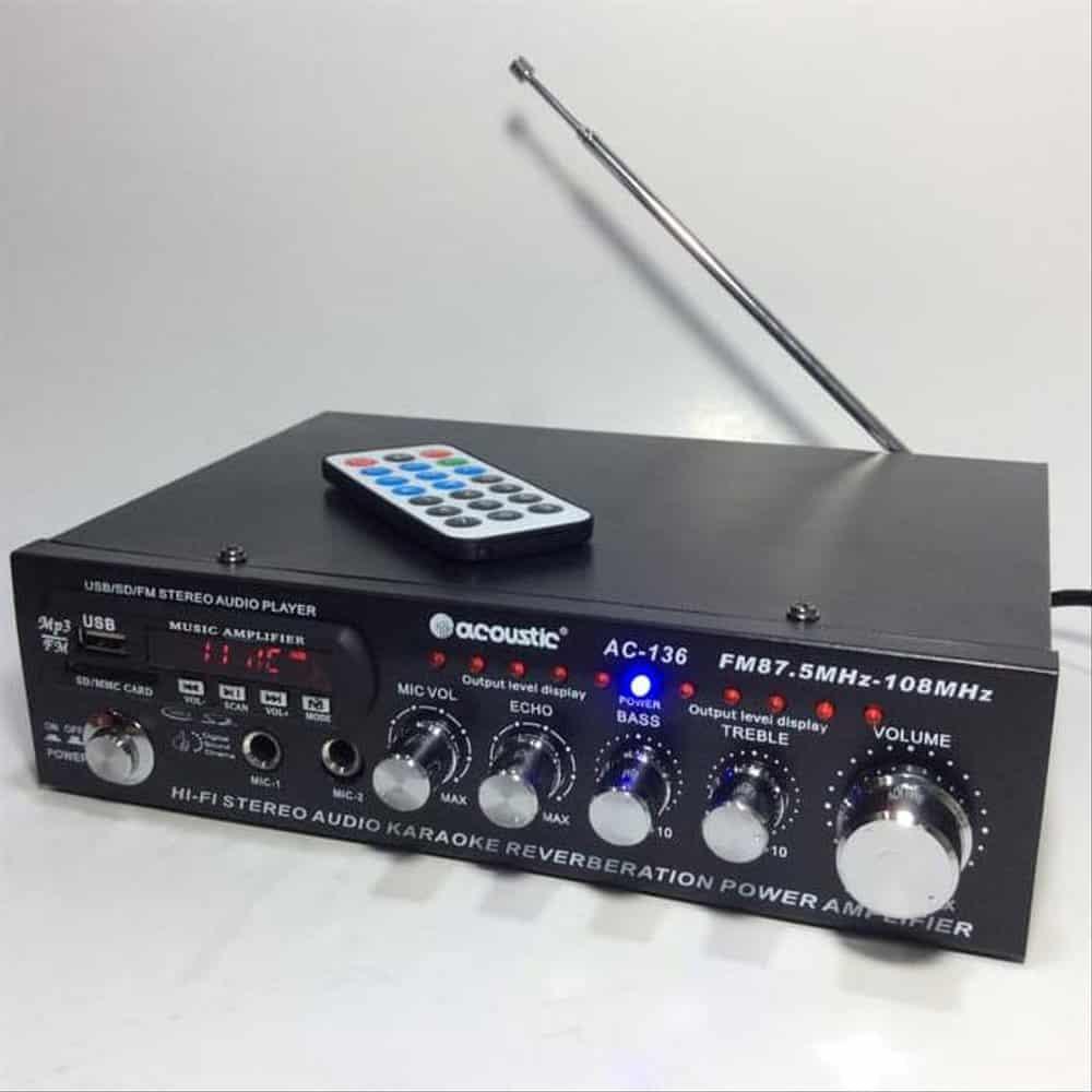 Acoustic-AC-136