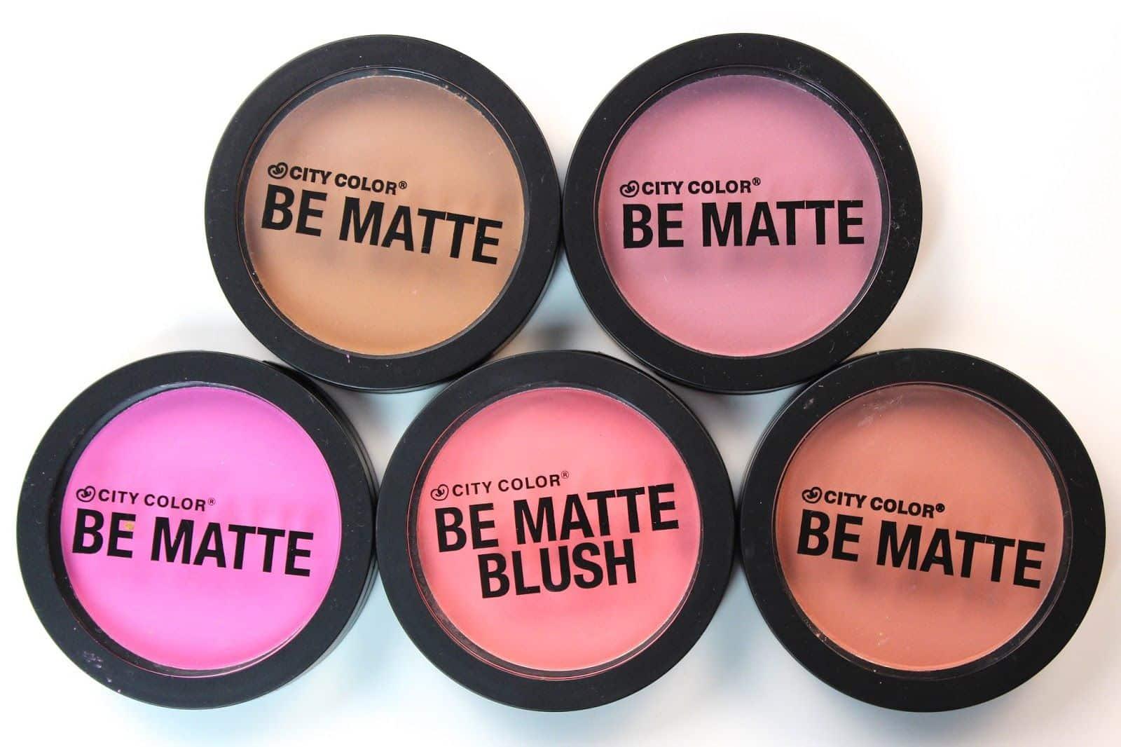 City-Color-Matte-Blush