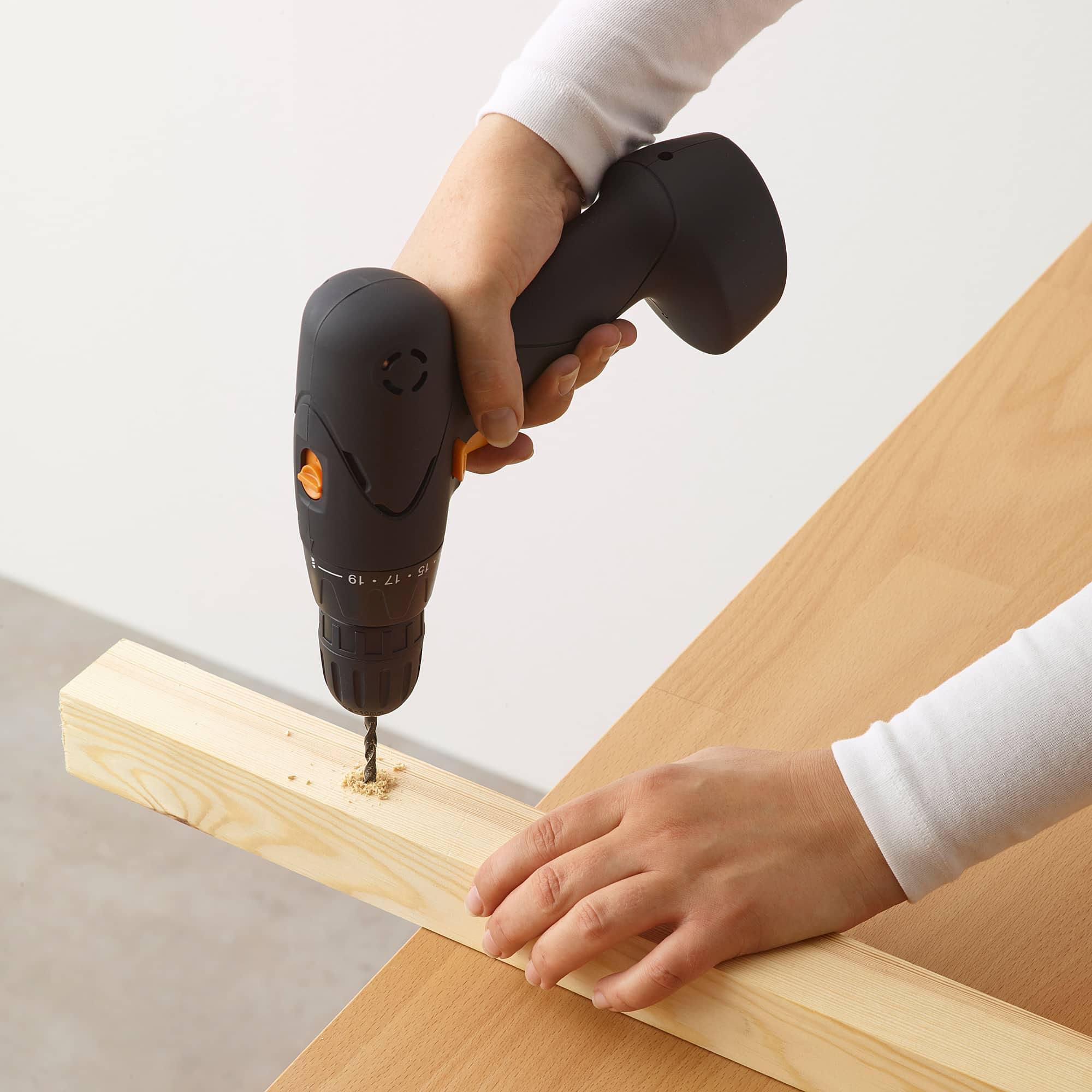IKEA-FIXA-Screwdriver-Drill