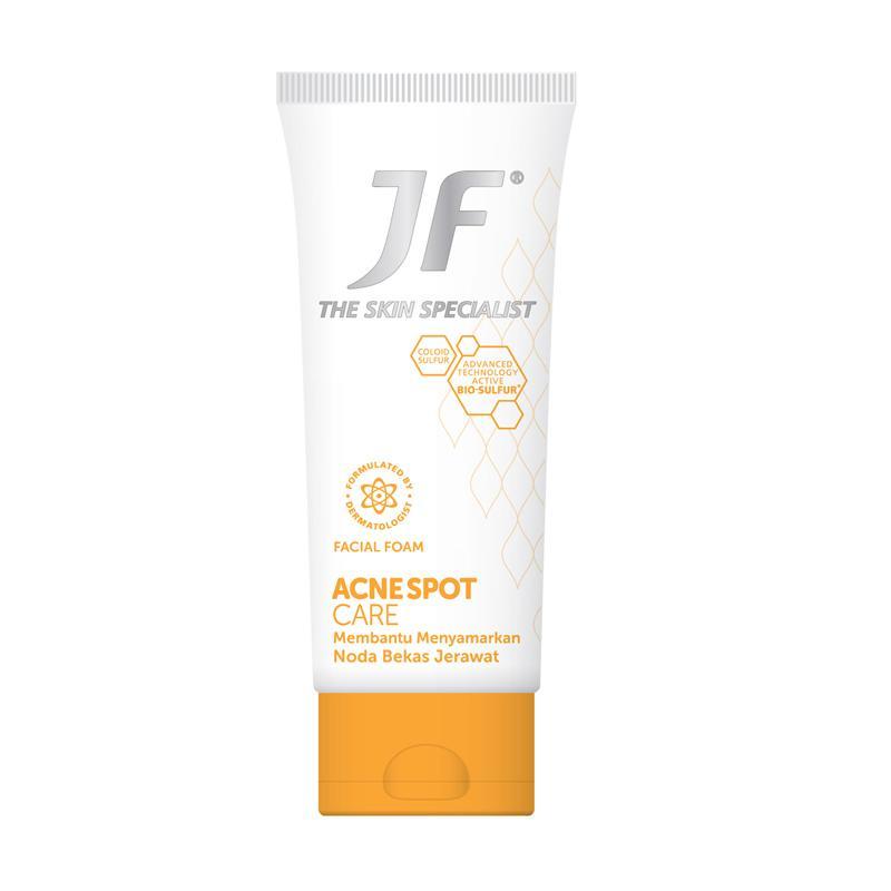 JF-Sulfur-Anti-Acne-Facial-Wash