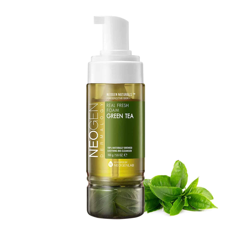 Neogen-Dermalogy-–-Green-Tea-Foam