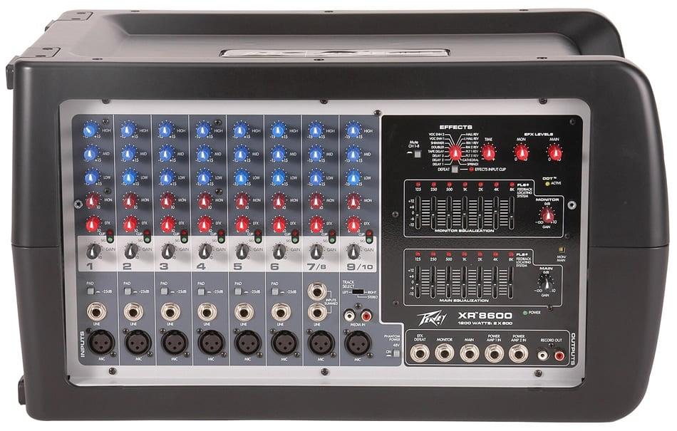 Peavey-XR-8600D