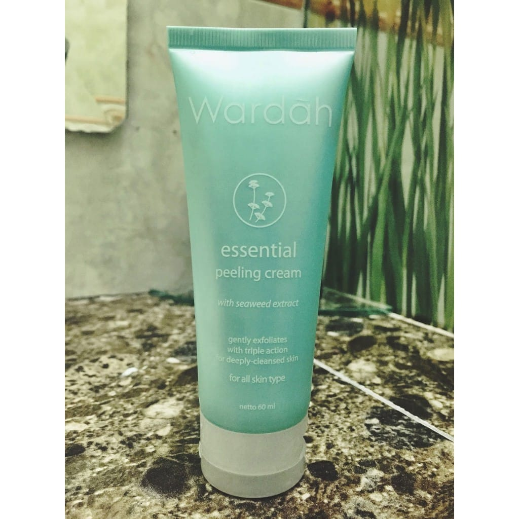 Wardah-Peeling-Cream