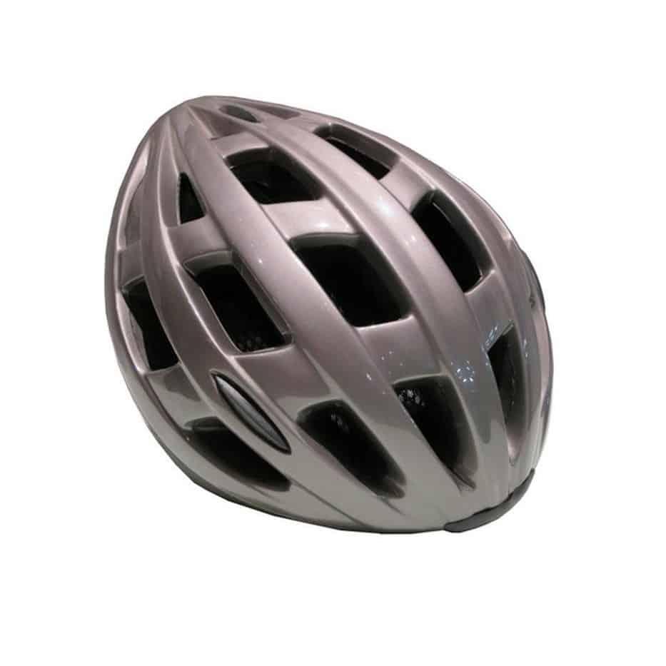 Aerogo-Bicycle-Helmet-Gloss-Titanium