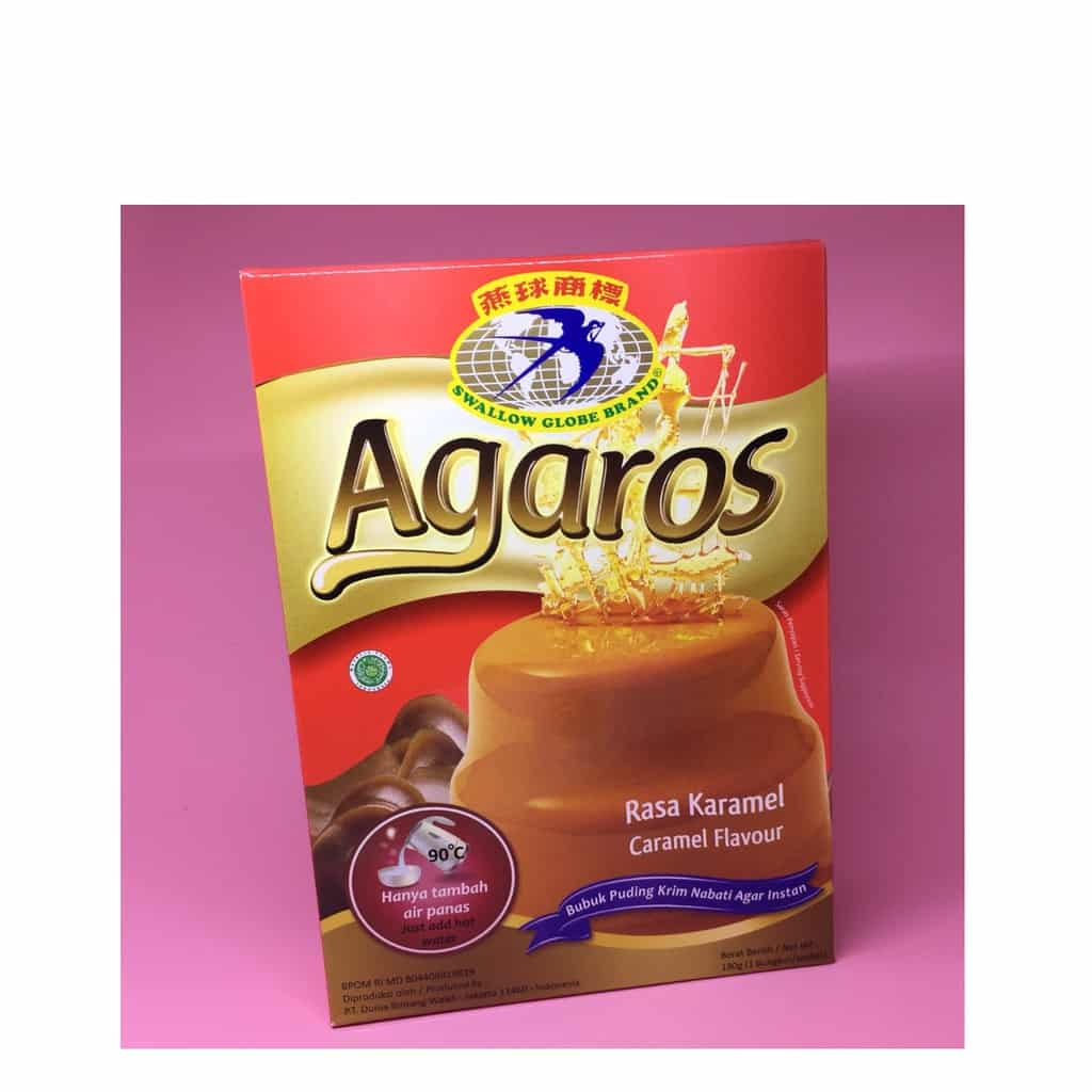 Agaros-Puding