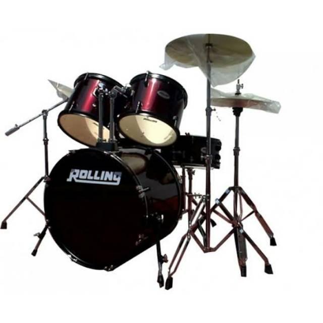 Drum-Rolling