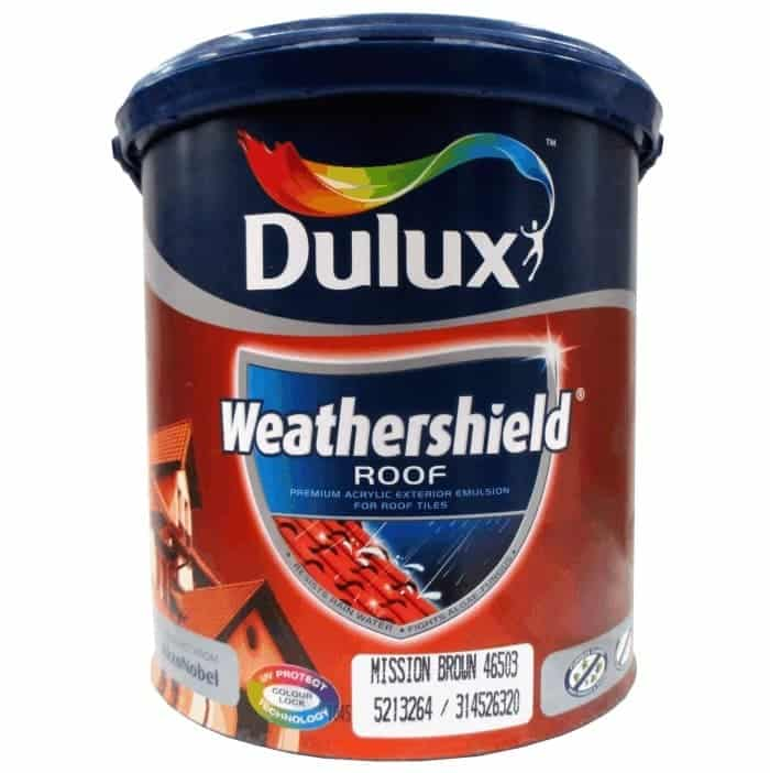 Dulux-Weathershield-Roof